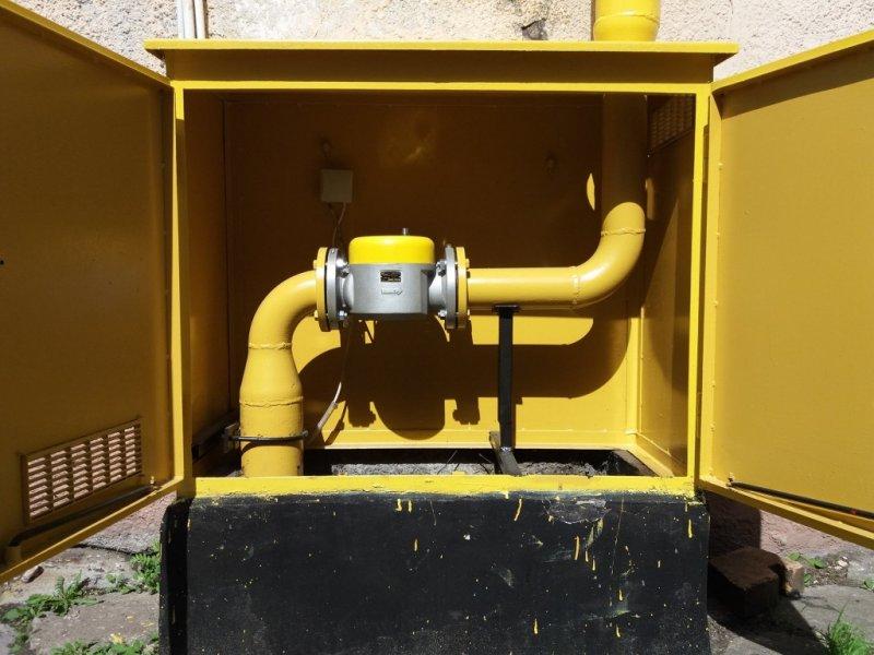 Automatyczny zawór odcinający gaz